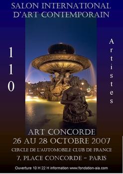 Salon international d 39 art contemporain paris artiste peintre international charles carson - Salon art contemporain paris ...