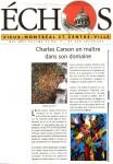 Journal Échos Expo Carson
