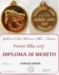 Italie - Premio Alba 2007 - Charles Carson