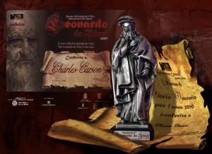 Charles Carson-Premio Leonardo da Vinci