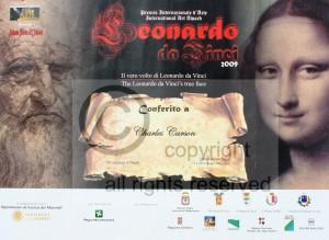 Charles Carson-Premio Leonardo da Vinci - ok copyright
