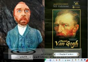 Le maître en beaux-arts, Charles Carson, a remporté le prestigieux Prix Vincent Van Gogh et le Prix du Général Guiseppe Garibaldi le samedi 10 décembre dernier, lors du Grand Gala de la XIIe édition.