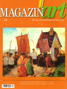 Magazinart - Reportage de 8 pages - Maître Charles Carson - LE ROI SOLEIL
