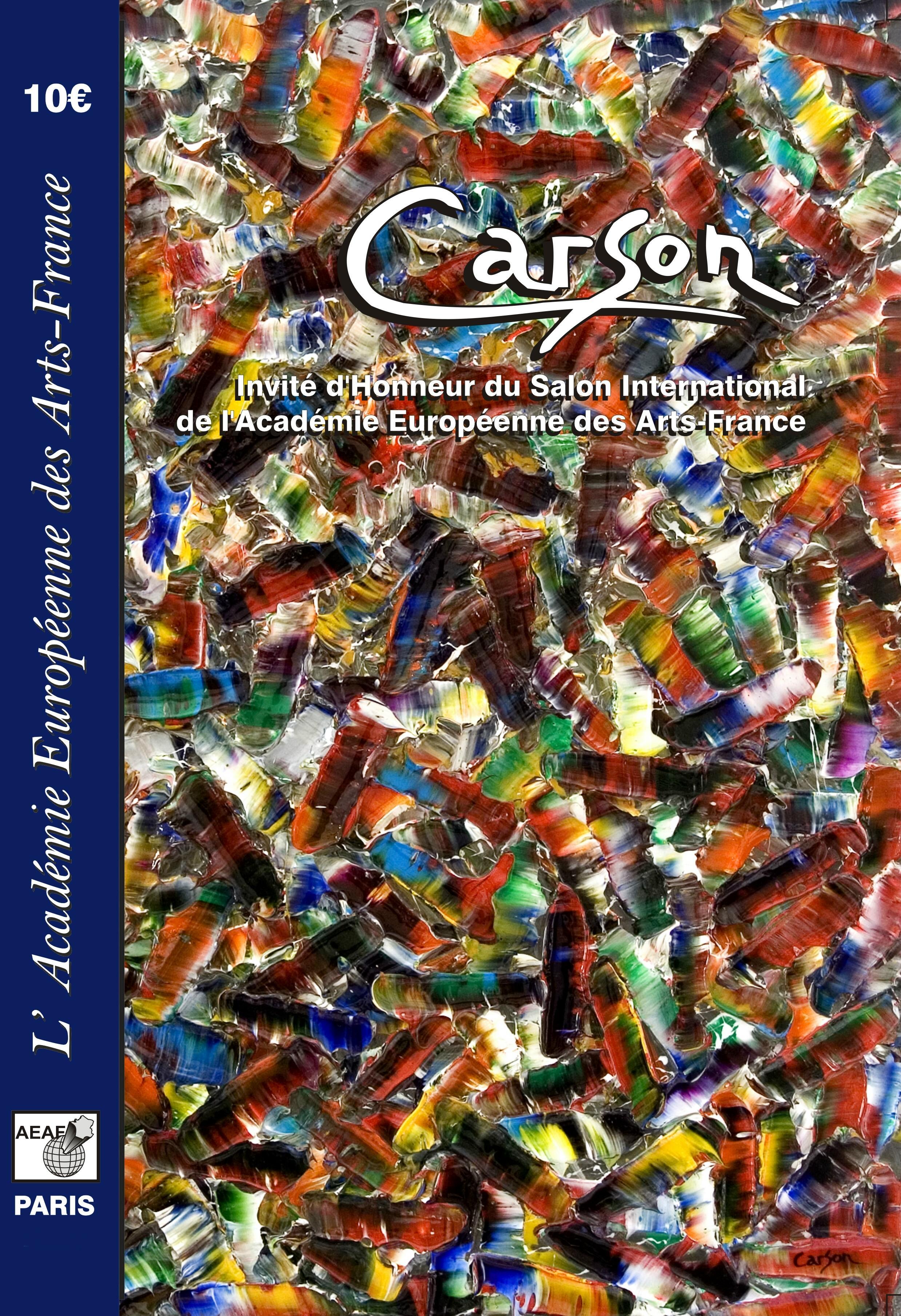 Salon de l 39 acad mie europ enne des arts france paris 2007 artiste peintre international - Salon des arts creatifs paris ...