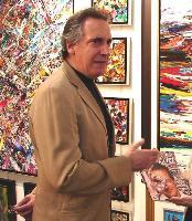 Victor Bennet Forbes, historien et expert en art, éditor en chef du FINE ART magazine, New York, USA