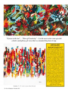 Page 22 - Fine Art Magazine - New-York 2012 - Charles Carson
