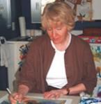 Pierrette LABONTÉ, Coordinator du Musée Vaudreuil-Soulange /93.