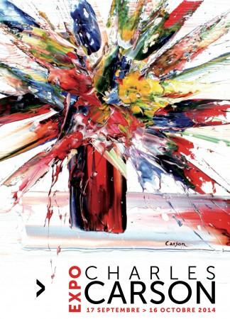 93-Carton de vernissage CHARLES CARSON (2)-1