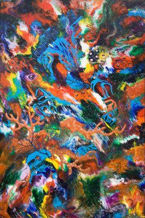 Havre de paix haut en couleurs