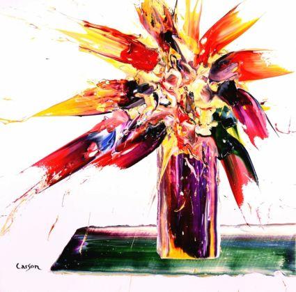 4- Bouquet de fleurs