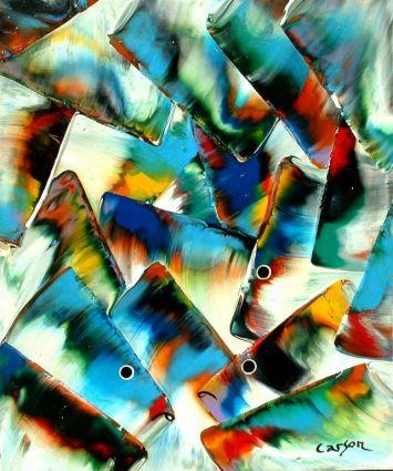 Blue fish royal